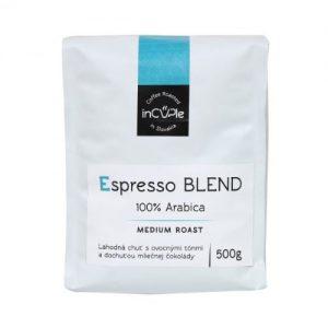 espresso blend - 100% arabica - káva