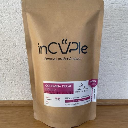 colombia - decaf - kava